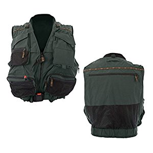 teviot fly fishing vest str. XL